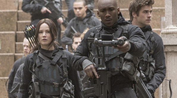 HUNGER GAMES LA REVOLTE PARTIE 2 PHOTO2