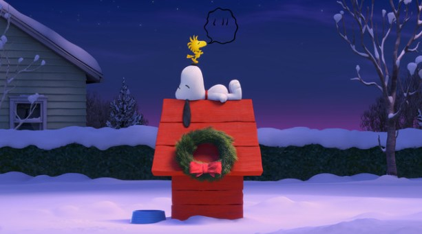 SNOOPY ET LES PEANUTS LE FILM PHOTO2