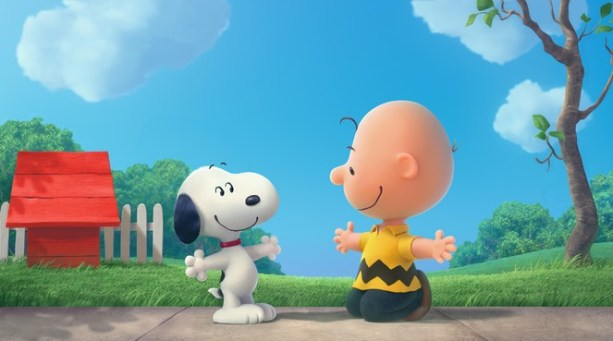 SNOOPY ET LES PEANUTS LE FILM PHOTO5