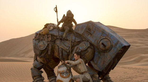 STAR WARS LE REVEIL DE LA FORCE PHOTO4