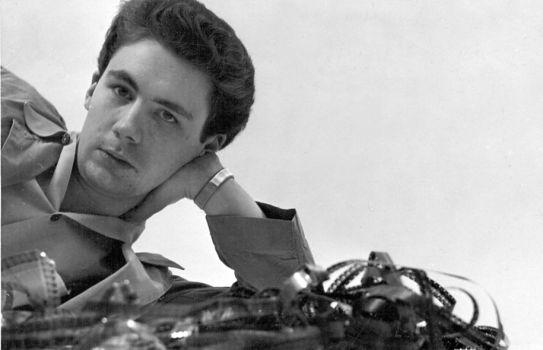 Claude Jutra (1930 - 1956), cinéaste canadien considéré comme le père du cinéma québécois