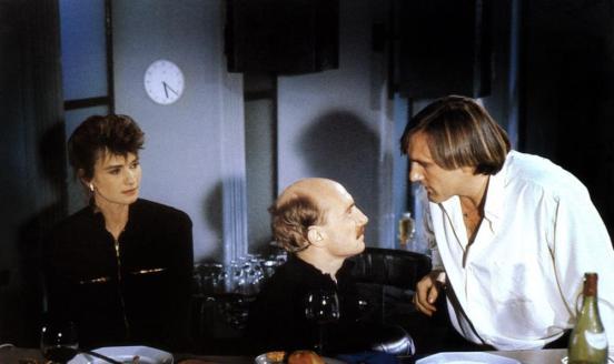 MENAGE, (aka TENUE DE SOIREE), Miou-Miou, Michel Blanc, Gerard Depardieu, 1986, (c) Cinecom