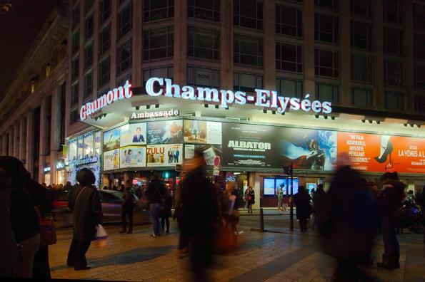 Cinéma Gaumont Champs-Élysées